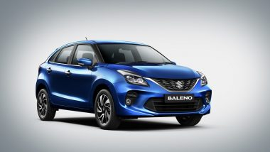 2019 Maruti Suzuki Baleno Featuring Smart Hybrid Technology With BS6 Compliant Engine Launched; Priced in India at Rs 5.58 Lakh