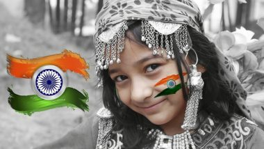 Republic Day 2019: How to Dress up Your Child in 'Patriotic Style' for Fancy Dress Competition