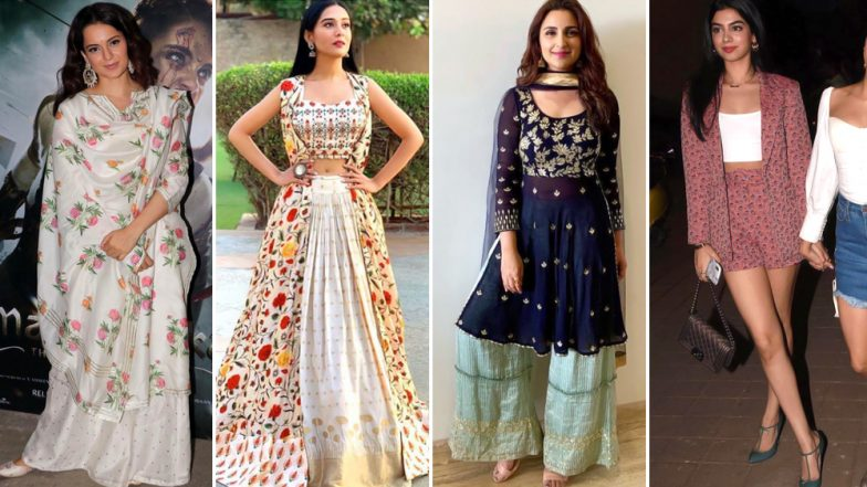 Kangana Ranaut, Amrita Rao and Khushi Kapoor Nail Their Fashion Outings This Week - View Pics