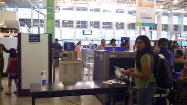 Kempegowda International Airport in Bengaluru May Be the First in India to Use Body Scanners Instead of Metal Detectors