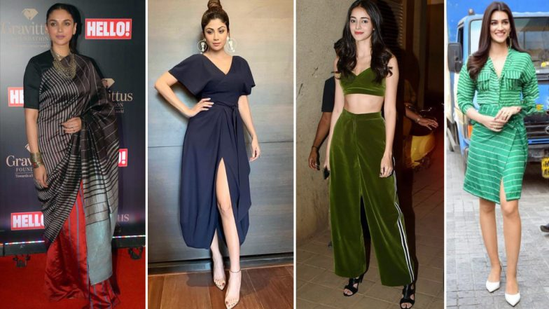 Ananya Panday, Kriti Sanon and Aditi Rao Hydari's Styling Needs a Makeover ASAP - View Pics
