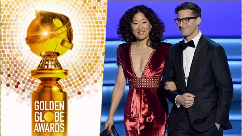 Sandra Oh's Emotional Tribute to the 'Faces of Change — Golden Globes