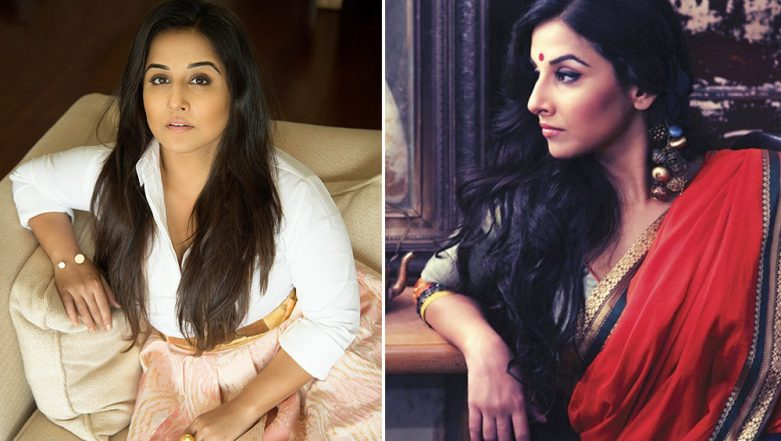 Vidya Balan Birthday Special: Here's How The 40 Year Old Diva Breaks The Fashion Code Of Bollywood-View Pics!
