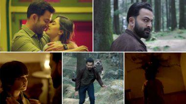 9 (Nine) Malayalam Film Trailer: Fear of the Unknown Looms Large in This Prithviraj Sukumaran, Prakash Raj and Mamta Mohandas Thriller – Watch Video