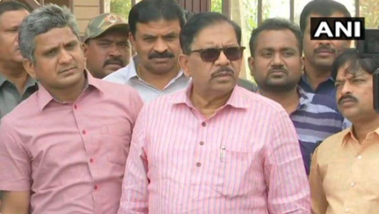 Karnataka: Unaware of Internal Dispute in Congress, Says Deputy CM G Parameshwara