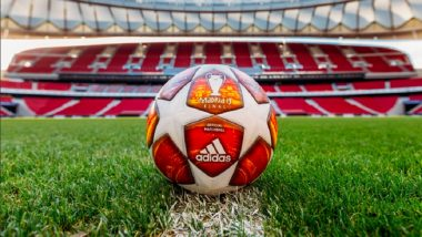 Adidas Unveils Official Match Ball 'Madrid 19' for 2019–20 Champions League Final