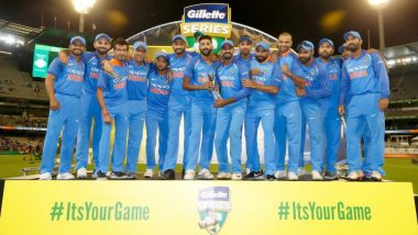 India Registers First Ever Bilateral ODI Series Win in Australia, Twitterati React