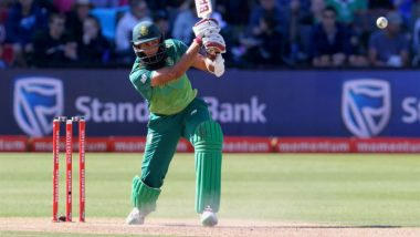 Live Cricket Streaming of Pakistan vs South Africa ODI Series on Sonyliv, PTV & Ten Sports: Check Live Cricket Score, Watch Free Telecast of PAK vs SA 2nd ODI 2019 on TV & Online