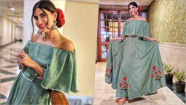 LFW Summer-Resort 2019: Aahana Kumra to Turn Showstopper for Gazal Mishra