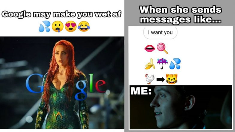 Superheroes Adult Jokes: XXX Funny Memes on Tom Holland, Amber Heard, Iron Man, Thanos & Others Are Too Funny but NSFW