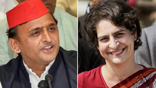 Lok Sabha Elections 2019: Akhilesh Yadav Hails Rahul Gandhi For Inducting Priyanka Gandhi in Congress