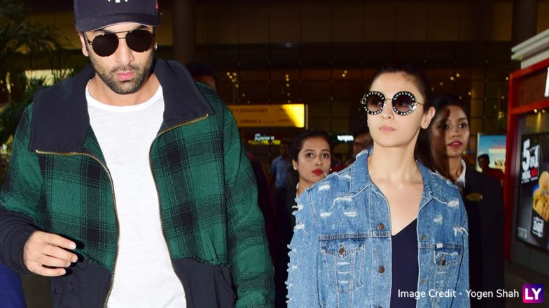 Did Alia Bhatt and Ranbir Kapoor Have a Lovers' TIFF at Gully Boy Screening? - Watch Video