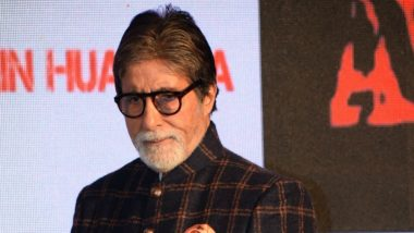 IPL 2019: Amitabh Bachchan Denies Buying Stake in Indian Premier League Franchises