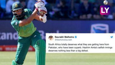 Hashim Amla Broke This Virat Kohli Record During Pakistan vs South Africa ODI But Was Termed Selfish, Here's Why