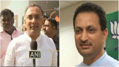 Twitter War Between Anantkumar Hegde And Dinesh Gundu Rao Over 'Don't Touch Hindu Women' Tweet; Union Minister Takes Jibe at Congress Leader's 'Muslim' Wife