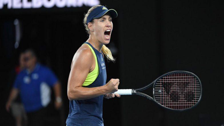 Australian Open 2019: Angelique Kerber Downs Polona Hercog 6-2, 6-2 in Round 1