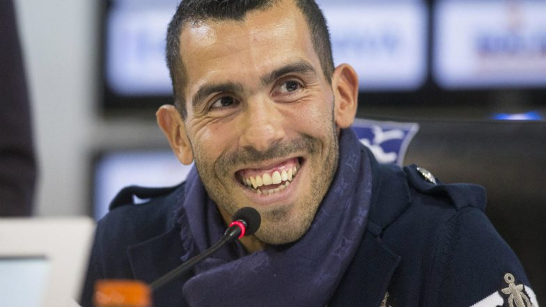 Argentine Footballer Carlos Tevez Struggling with Fitness, Set to Retire in 2019