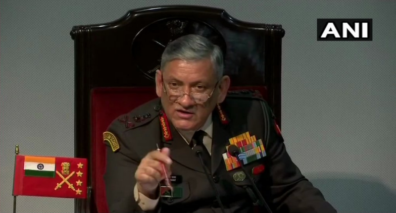 Indian Army is Conservative, Can't Allow Homosexuals: General Bipin Rawat