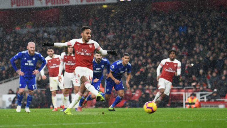 Arsenal Beat Cardiff 2-1, Emiliano Sala Remembered with Tributes