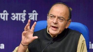 Arun Jaitley Hits Out at Opposition For Running 'Rent A Cause' Campaign, Questions Rahul Gandhi's Educational Qualification