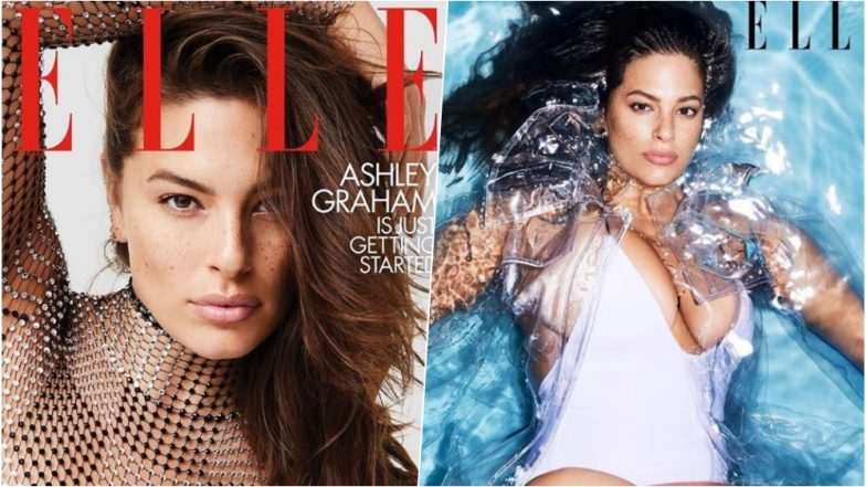 'Have Sex All the Time' is Ashley Graham's Secret for Happy Marriage! Watch Sexy Model Spice Up Elle USA Magazine Cover (See Hot Pics)