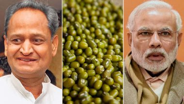 Rajasthan CM Ashok Gehlot Writes to PM Narendra Modi, Seeks Farm Loan Waiver on National Scale