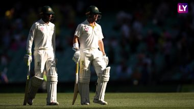 AUS 236/6 in 83 Overs | STUMPS | India vs Australia 4th Test Day 3 Highlights: Hosts Trail by 386 Runs