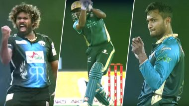 Watch BPL 2019 Video: Chris Gayle, Shakib Al-Hasan, Shahid Afridi Among Other International Players Feature in Exciting Season 6 Promo!