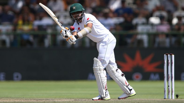 Live Cricket Streaming of Pakistan vs South Africa Series on Sonyliv: Check Live Cricket Score, Watch Free Telecast of PAK vs SA 3rd Test 2019 Day 4 on TV & Online