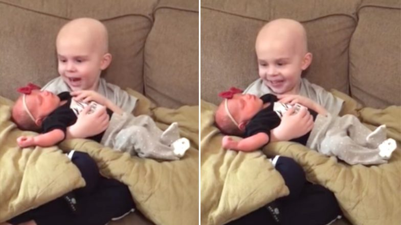 UK Boy With Terminal Cancer Holds On to Meet His Baby Sister, Passes Away on Christmas Eve