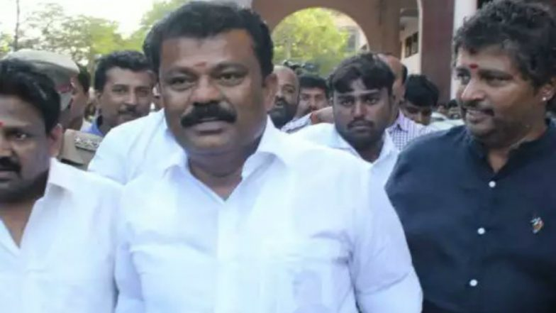 Tamil Nadu Minister Balakrishna Reddy Gets 3 Years in Jail in 20-Year-Old Riot Case