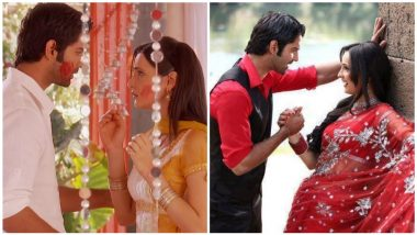 Iss Pyaar Ko Kya Naam Doon New Promo Video: Fans Go Crazy as Barun Sobti Announces The Telecast of His Show But Where is Sanaya Irani?