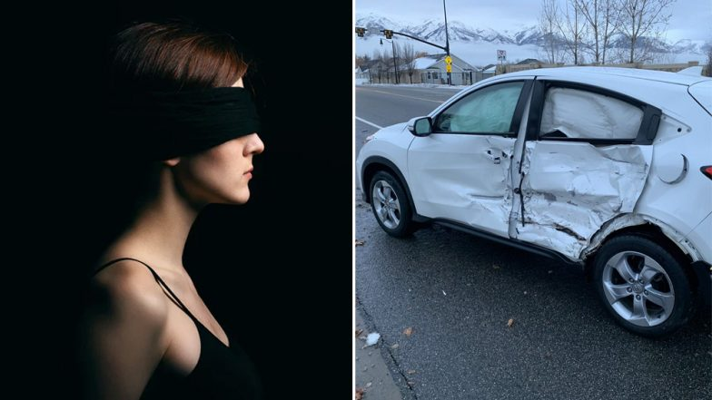 Bird Box Challenge First Accident Reported in Utah, Teen Crashes Car While Driving Blindfold, Luckily Escapes Unhurt