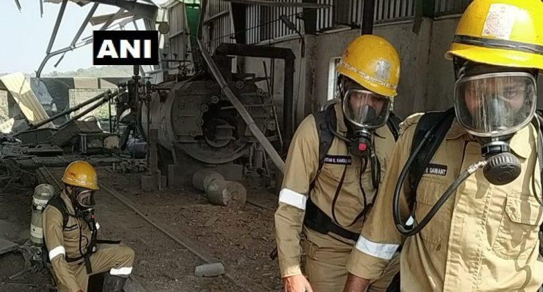 Goa: 1 Dead, 2 Critical in Explosion at Tuem Industrial Estate