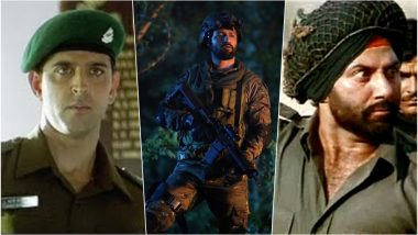 Army Day 2019: From Hrithik Roshan's Lakshya to Vicky Kaushal's URI, Watch These Patriotic Bollywood Movies Dedicated to Indian Soldiers