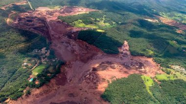 Brazil Dam Collapse: Death Toll Mounts to 50