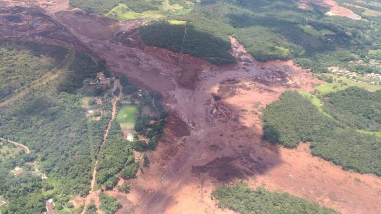 Brazil Dam Burst Threatens Thousands as Death Toll Goes Up