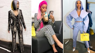 Cardi B Gives Us Major Hairstyle and Hair Colour Goals! (View Hot Pics)