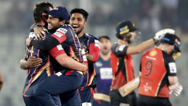 Bpl 2019 Today S Cricket Matches Schedule Start Time