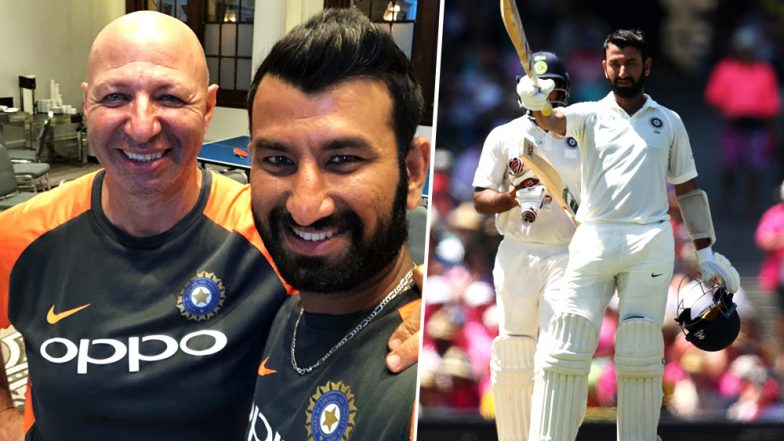 Cheteshwar Pujara Credits This Man for His Phenomenal Success Against Australia in Ongoing Test Series, Tweets Heartwarming Message!