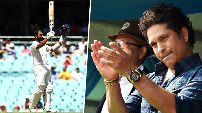 Sachin Tendulkar Says Cheteshwar Pujara the Difference Between the Two Teams, As India Outperforms Australia in 2018–19 Test Series