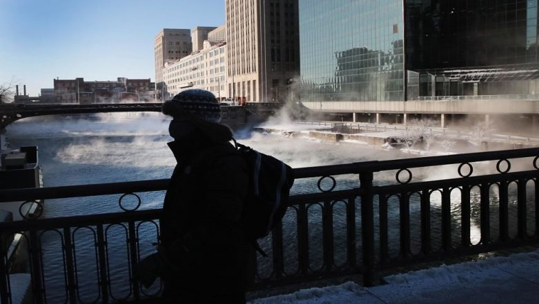 Chicago Records All-Time Low Temperature, Wind Chill Gives '-51 Degree-Like Feel'