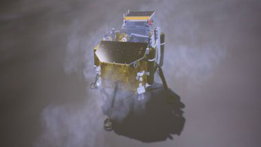 China Lands Lunar Probe Rover Chang'e 4 on 'Dark Side of Moon'