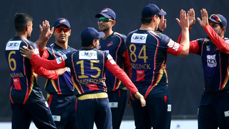 BPL 2019 Live Streaming, CVK vs RR: Get Live Cricket Score, Watch Free Telecast of Chittagong Vikings vs Rangpur Riders on Gazi TV & Online