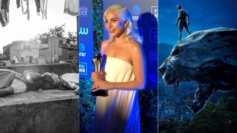 Critics' Choice Awards 2019 Complete Winners List: Alfonso Cuarón's Roma, Black Panther, Lady Gaga Take Home Maximum Accolades