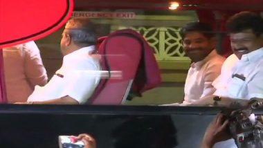 Karnataka Political Row: After 4 Congress MLAs Skip Meet, Party Shifts 75 Others to Eagleton Resort