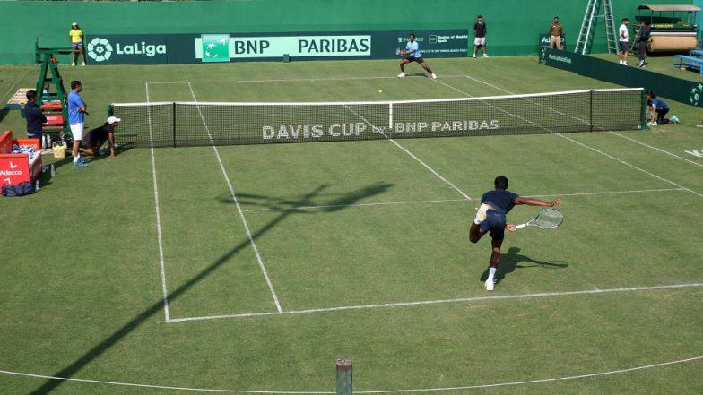 Davis Cup Draw: Prajnesh Gunneswaran to Take on Matteo Berrettini, Ram Up Against Andreas Seppi