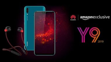 Huawei Y9 Smartphone With Kirin 710 SoC & Dual Camera Launched; Priced in India at Rs 15,990