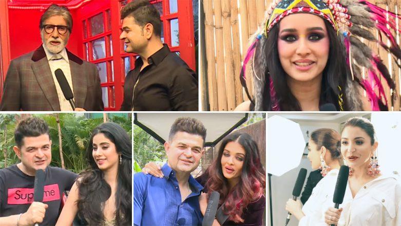 Dabboo Ratnani Calendar 2019 Teaser OUT: Aishwarya Rai Bachchan, Anushka Sharma, Amitabh Bachchan and Other Celebs Talk About Posing for the 20th Edition (Watch Video)