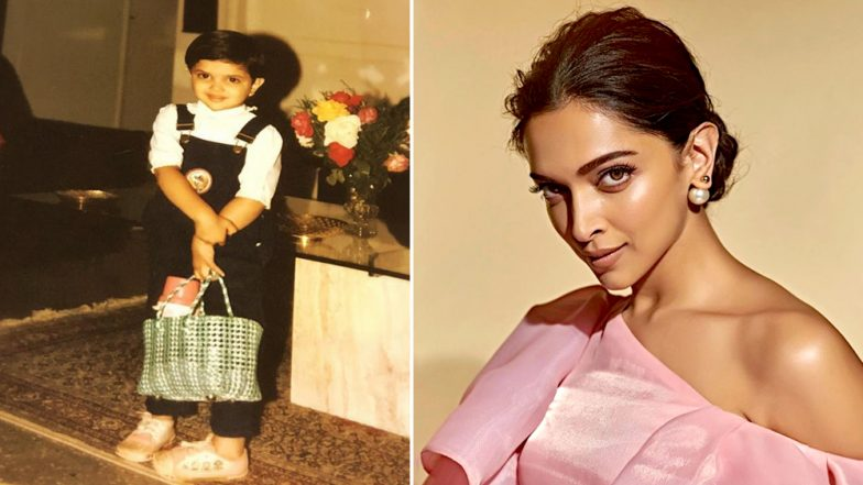 Deepika Padukone Shares a Childhood Pic and We Wonder What Connection It has With Her Film Chhapaak!